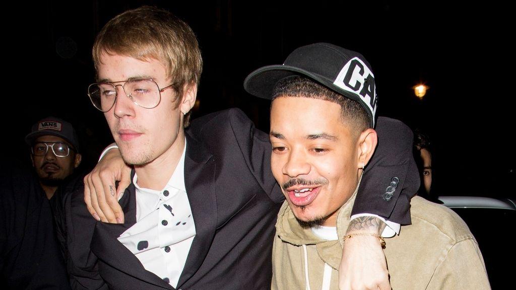 Justin Bieber y Sean Paul