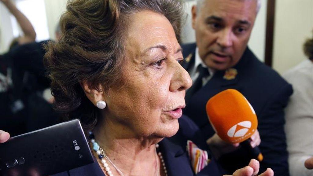 Rita Barberá (23 de noviembre)