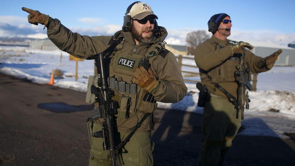 Los agentes del FBI al mando del aeropuerto
