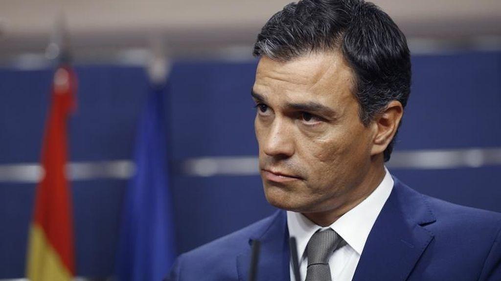 Pedro Sánchez reitera el 'no' del PSOE a Rajoy