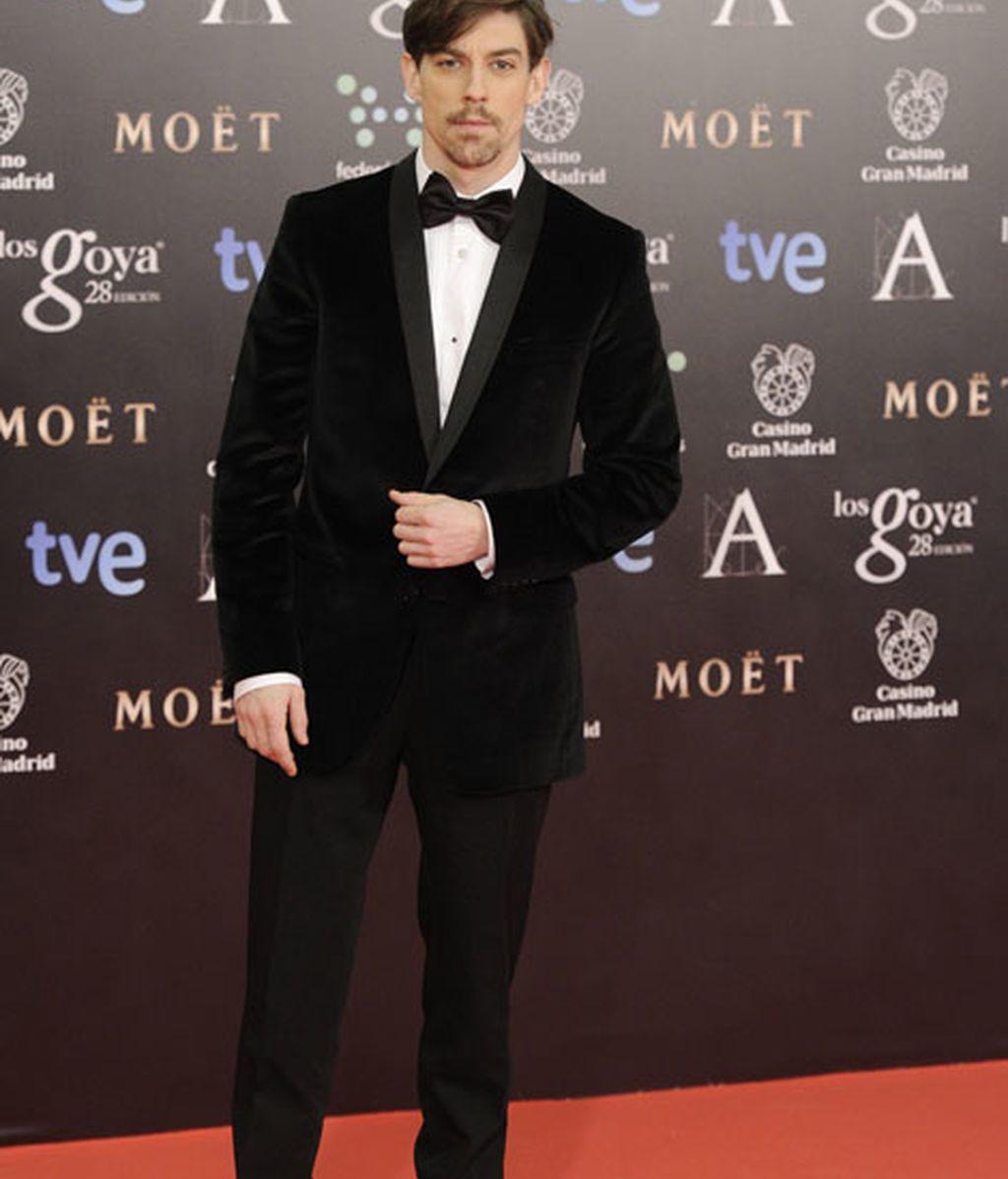 Adrian Lastra de Dolce Gabbana