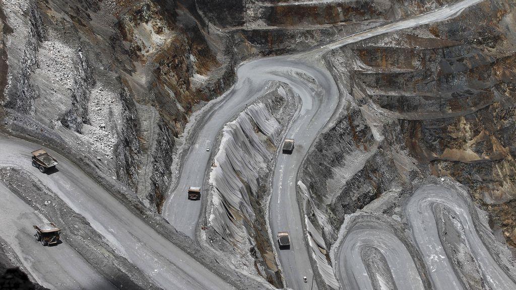 Las minas siguen explotándose en Indonesia