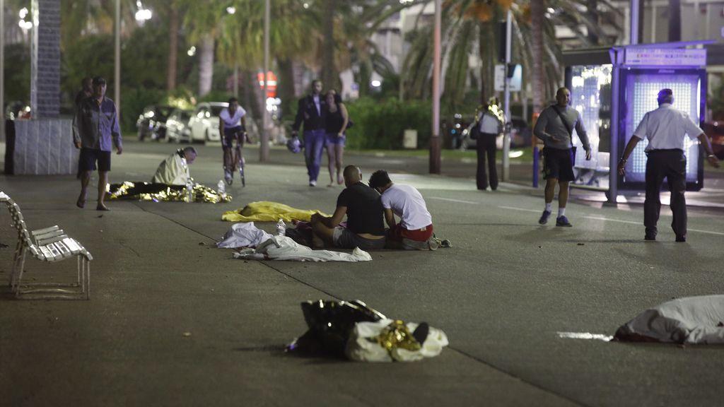 Decenas de muertos y centenares de heridos