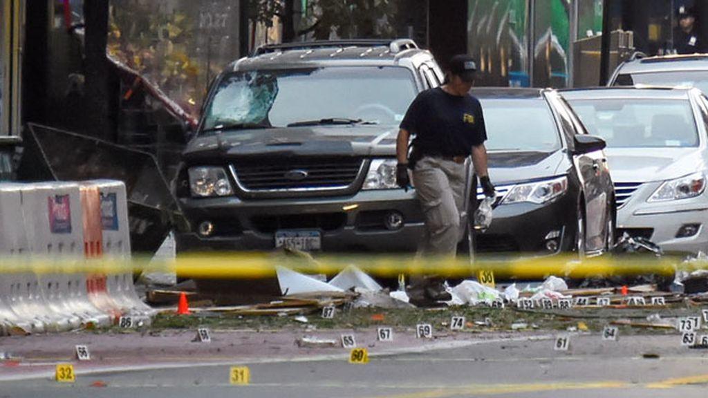 explosión en Chelsea
