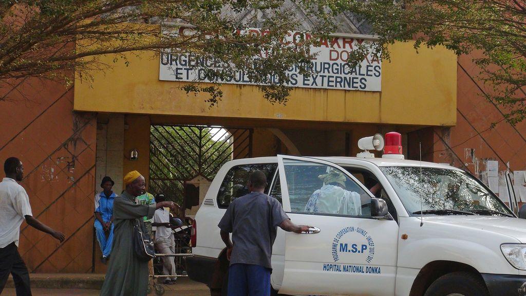 El ébola ha dejado setenta muertos en Guinea en los últimos meses