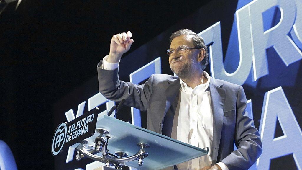 Mariano Rajoy clausura la conferencia política del PP
