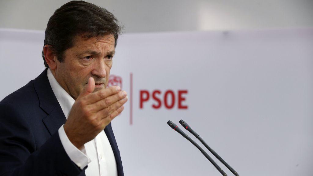"""Javier Fernández: """"La peor de las alternativas son las terceras elecciones"""""""