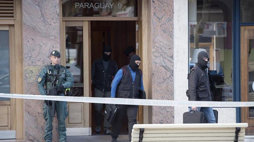 Detenido otro presunto yihadista en San Sebastián