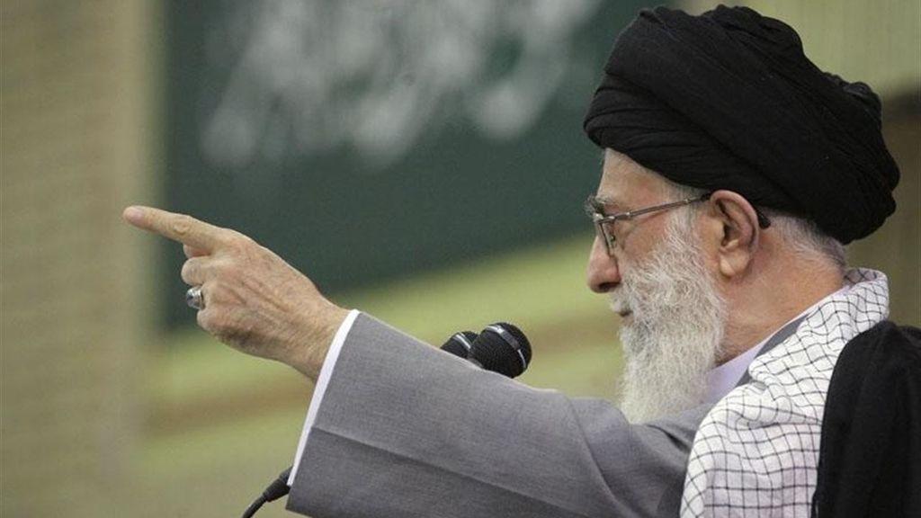 El ayatolá Seyyed Alí Jamenei,