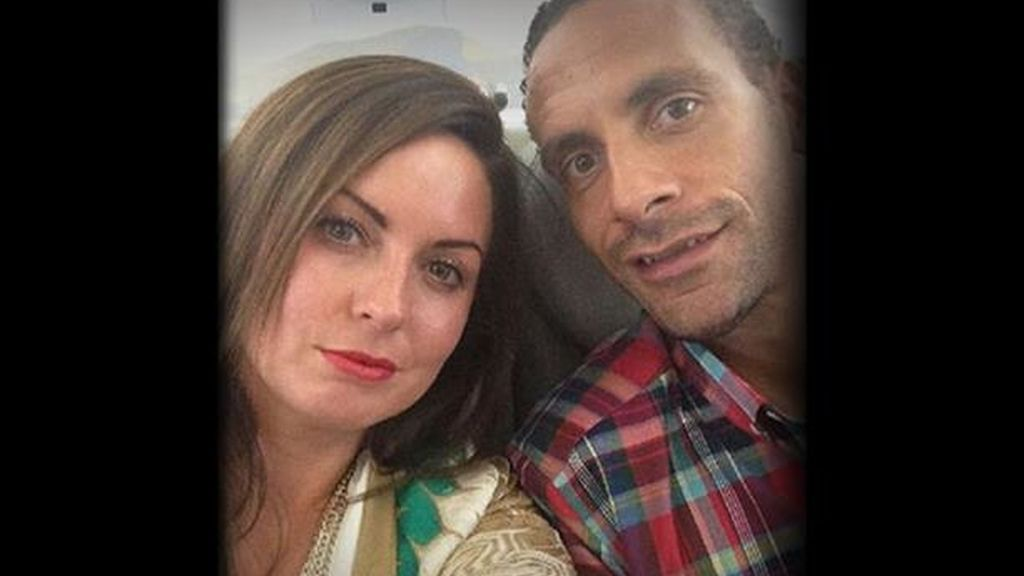 Rio Ferdinand confirma que su esposa, Rebecca Ellison, ha fallecido de cáncer