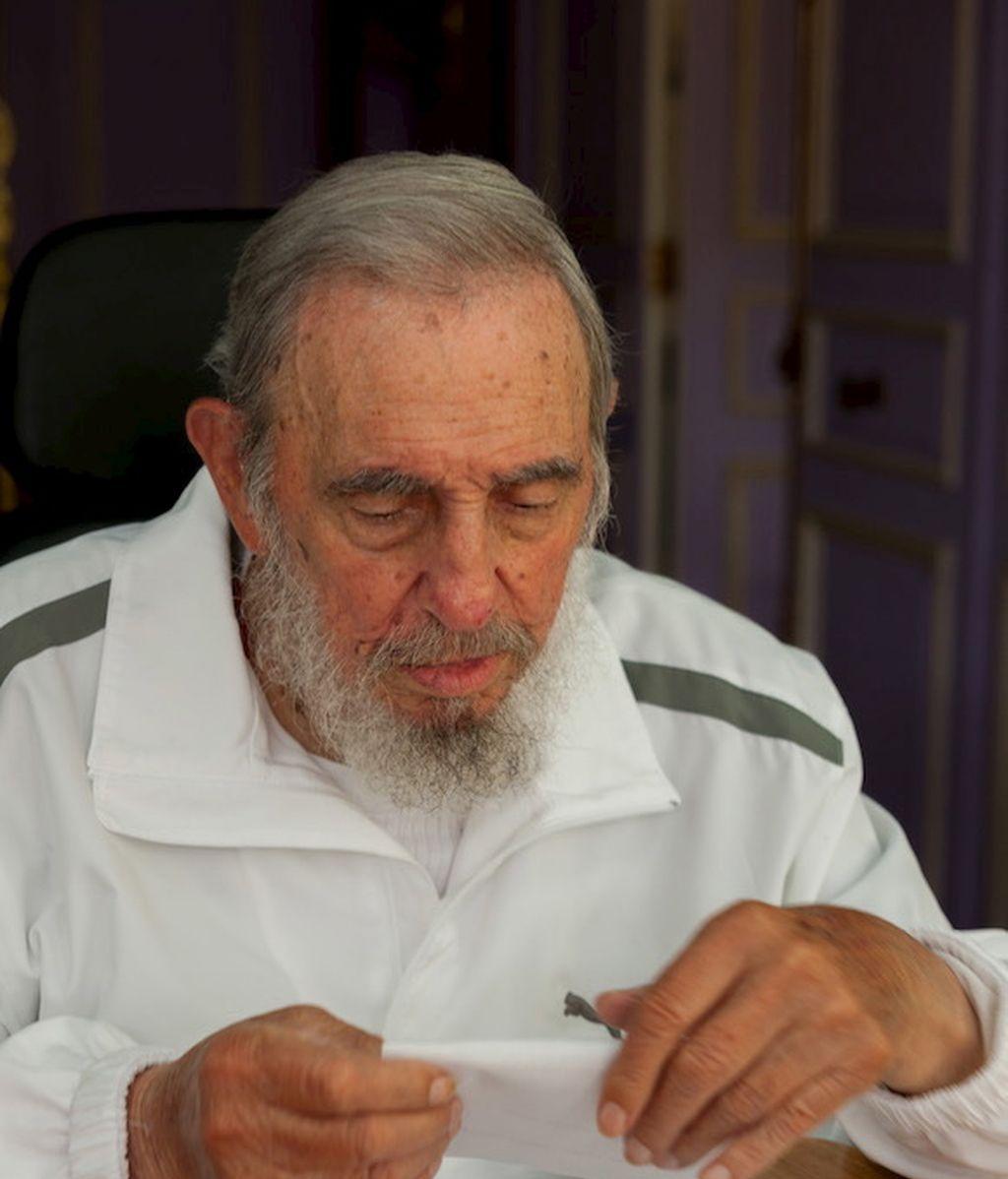 Fidel y Raúl Castro votan en las elecciones a la Asamblea Municipal del Poder Popular