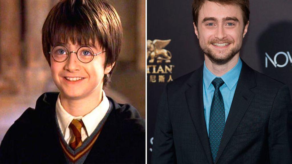 Daniel Radcliffe, por siempre Harry Potter