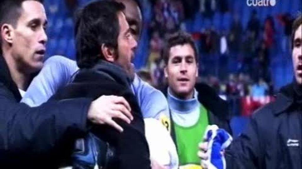El polémico final del Calderón