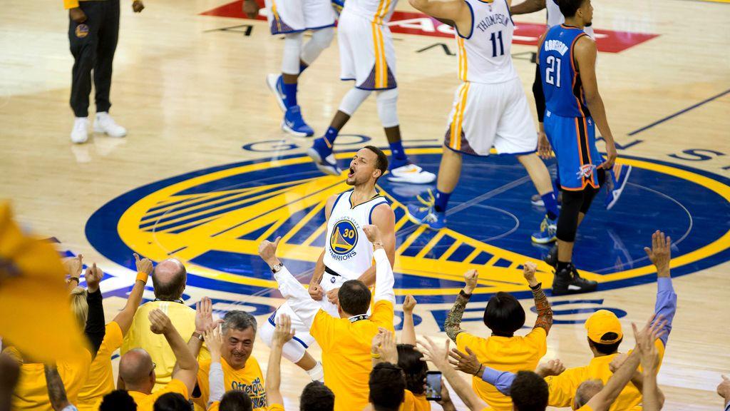 Curry confirma la remontada y devuelve a los Warriors a las Finales