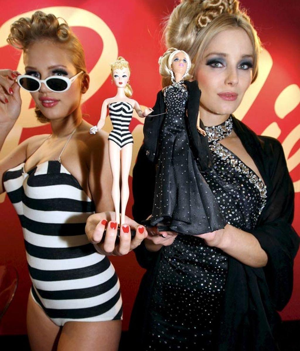 Barbie cumple 50 años