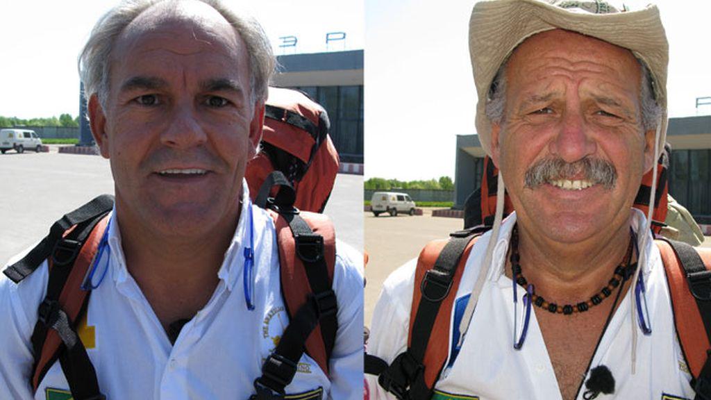 Carlos y Mario