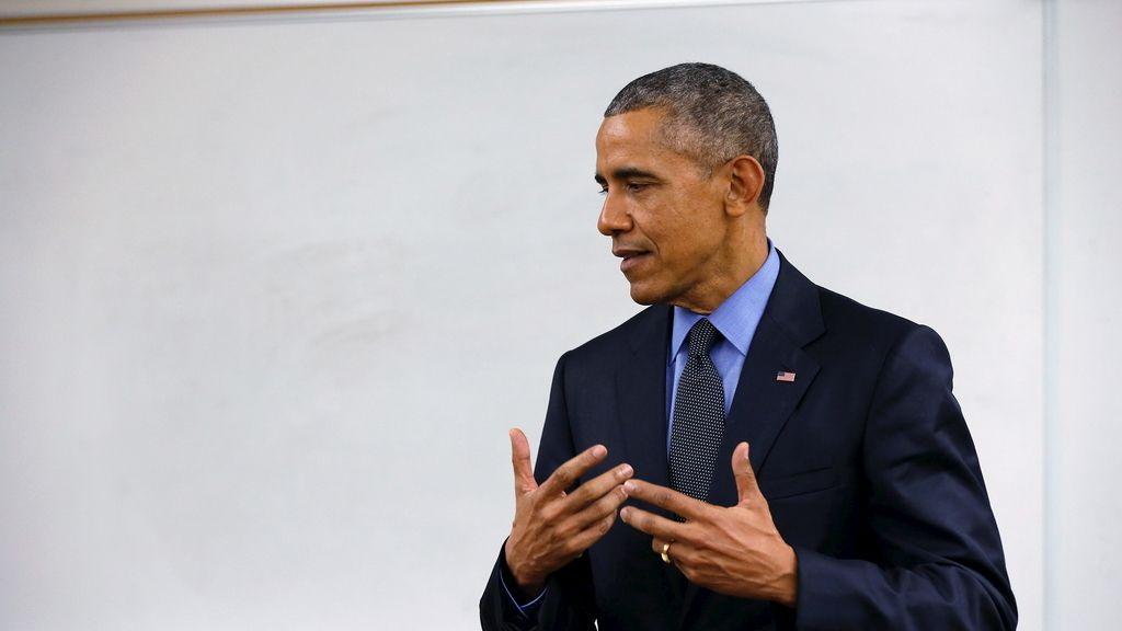 Obama ultima su iniciativa contra la violencia armada en EEUU