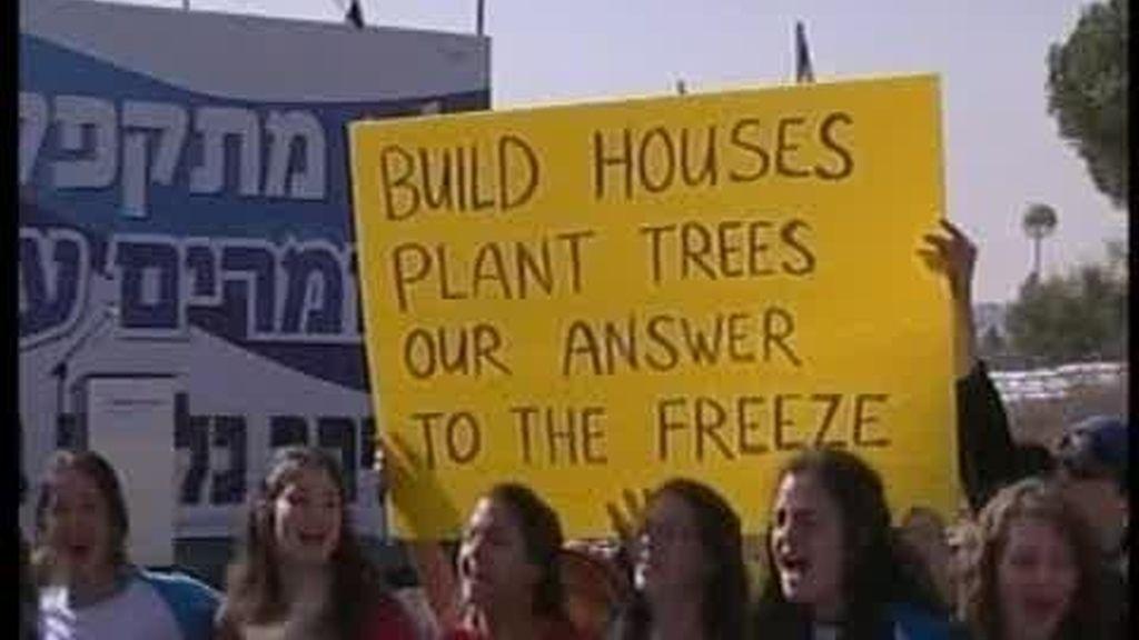 Los colonos judíos