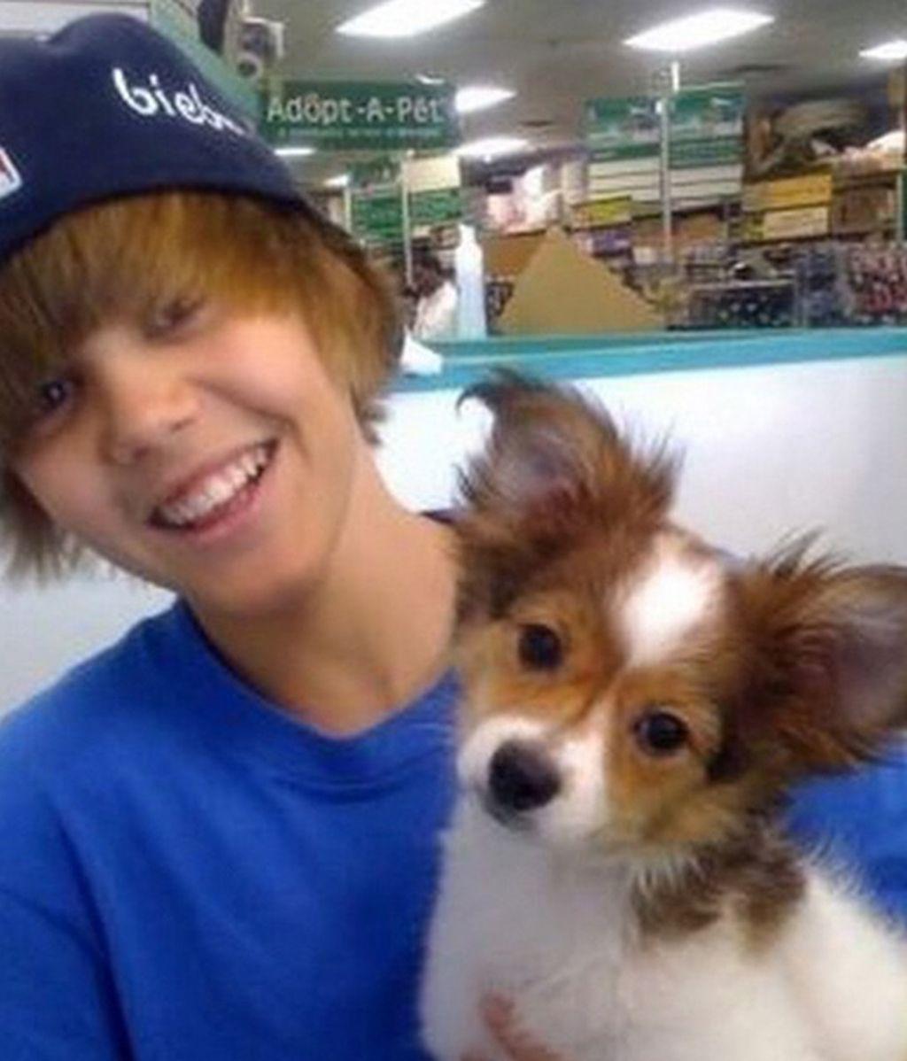 Twitter de luto por la muerte del perro de Justin Bieber