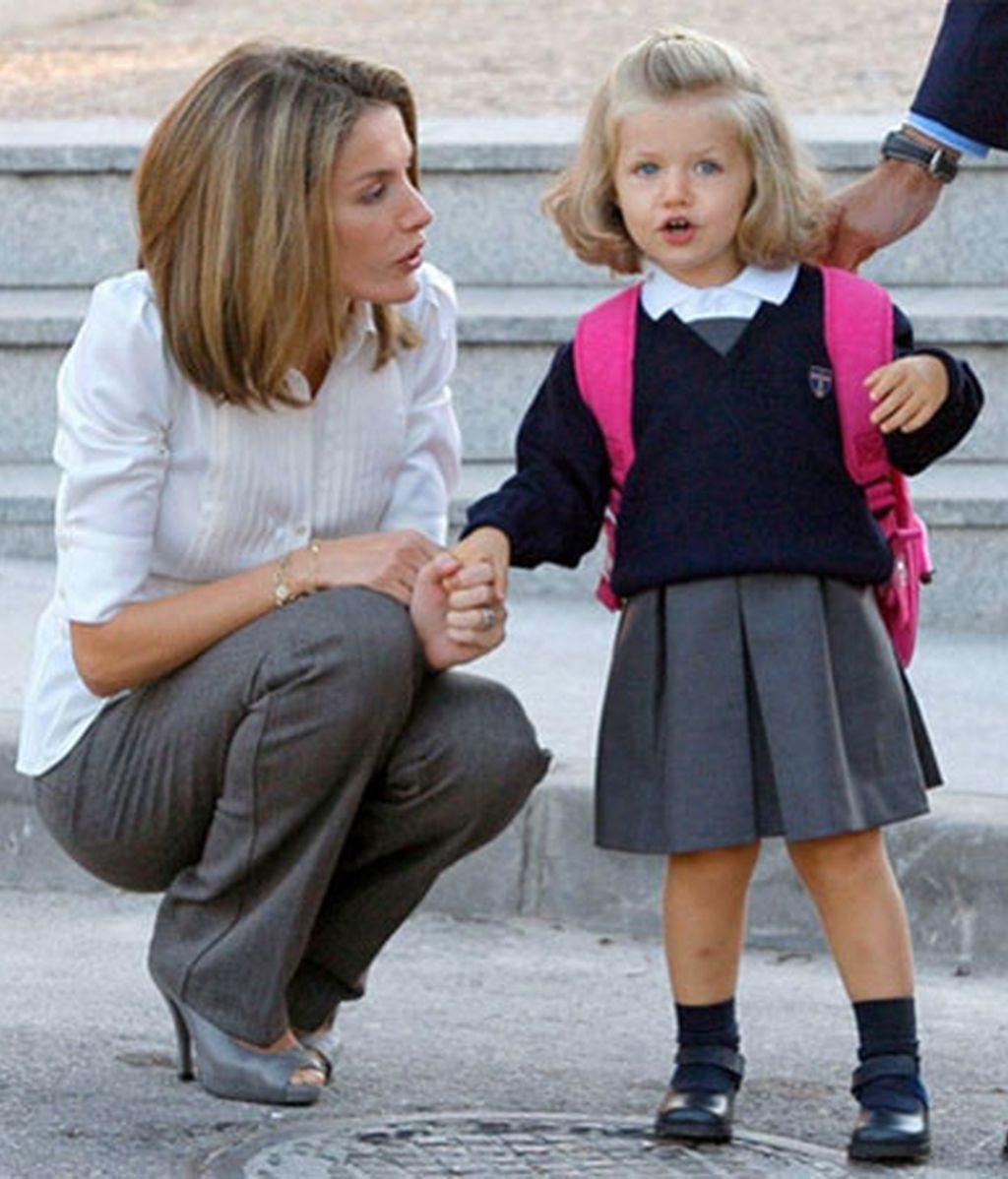 En 2008, comienza la escuela