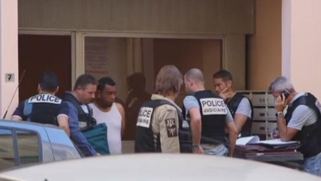 detenidos atentado Niza