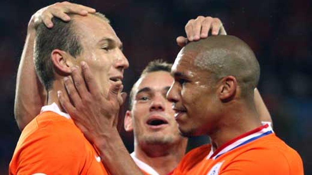 Triunfo de Holanda