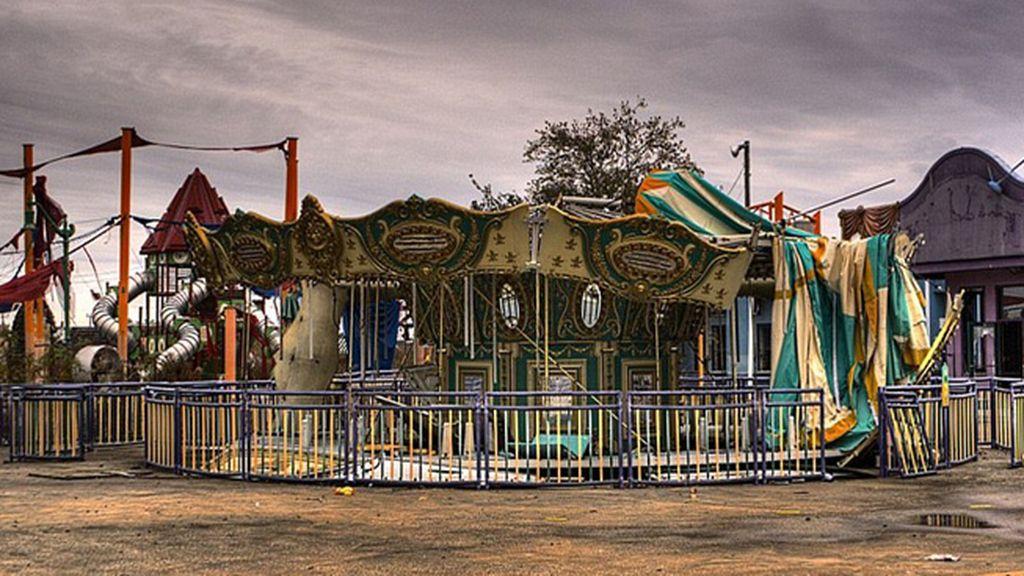 Parques sin diversión
