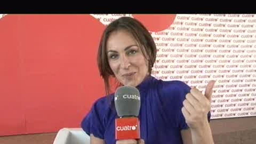 EXCLUSIVA: Ana Milán, ilusionada con el reto de presentar Password