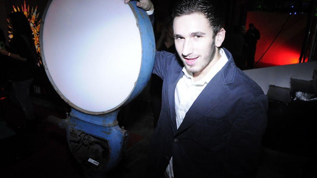El actor David Castillo nos habló de su cada vez más intensa actividad como DJ