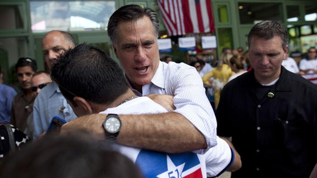 Romney gana cómodamente las primarias republicanas en Puerto Rico