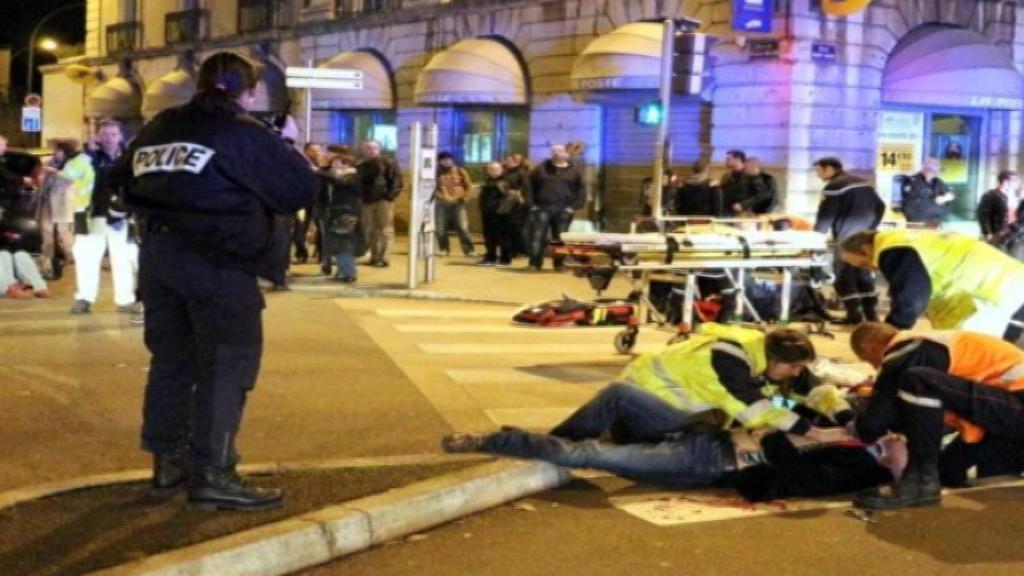 """Un atacante atropella a doce personas al grito de """"Alá es el más grande"""" en Dijon"""
