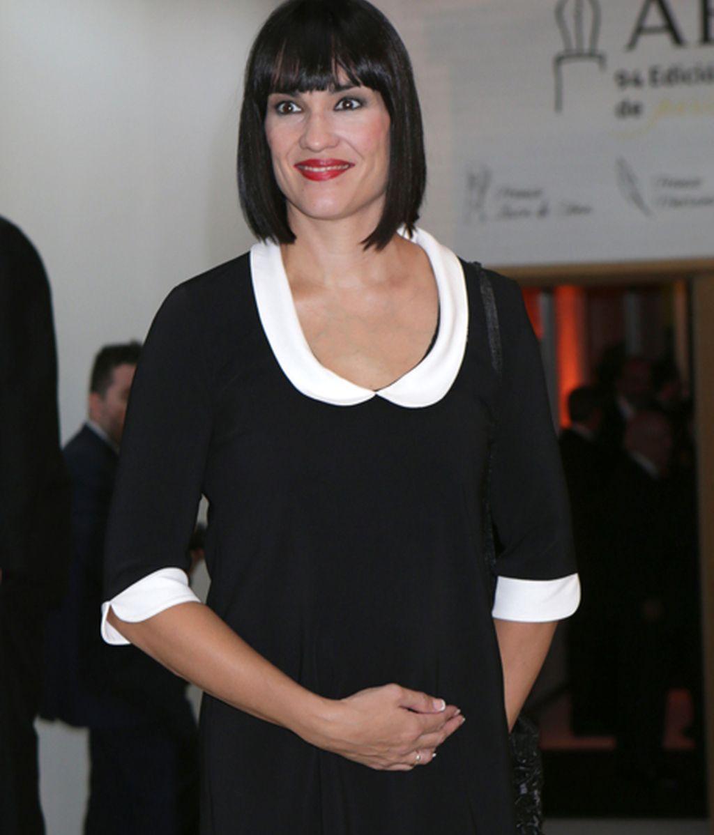 Irene Villa presumió de embarazo