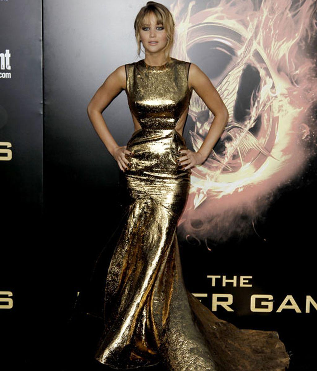 Jennifer Lawrence: ejemplo de estilo