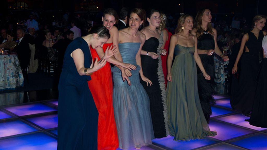 Derroche de Glamour en Mónaco con la celebración del Baile de la Rosa