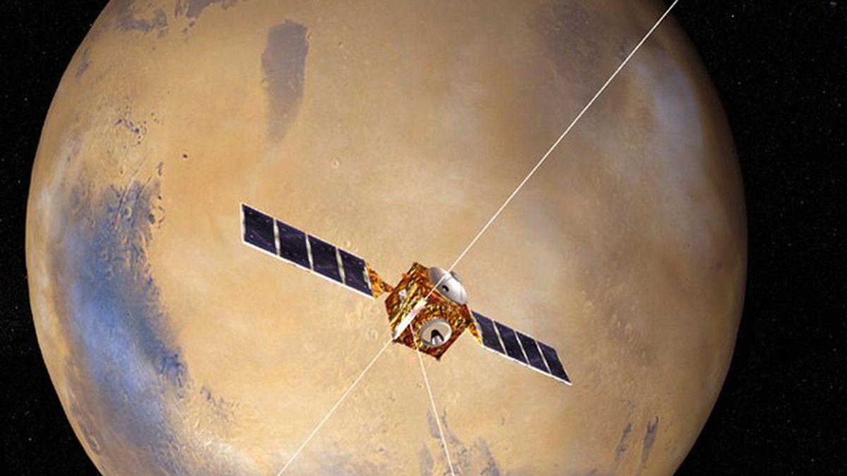 Mars Express realiza el sobrevuelo más cercano a la luna de Marte Phobos