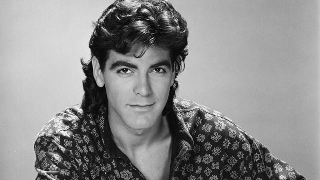 Cuando George Clooney parecía Camarón
