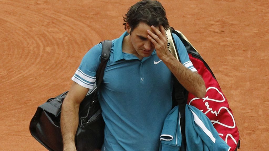 Federer tras su derrota frente a Soderling