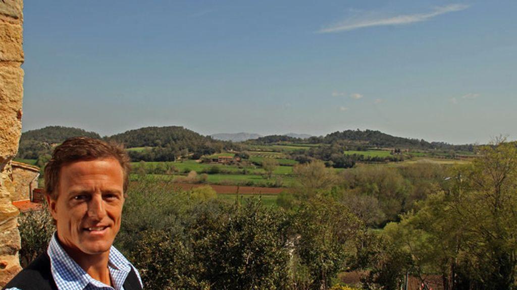 Los paisajes y pueblos del Baix Empordá catalán son los lugares que destaca Sete Gibernau