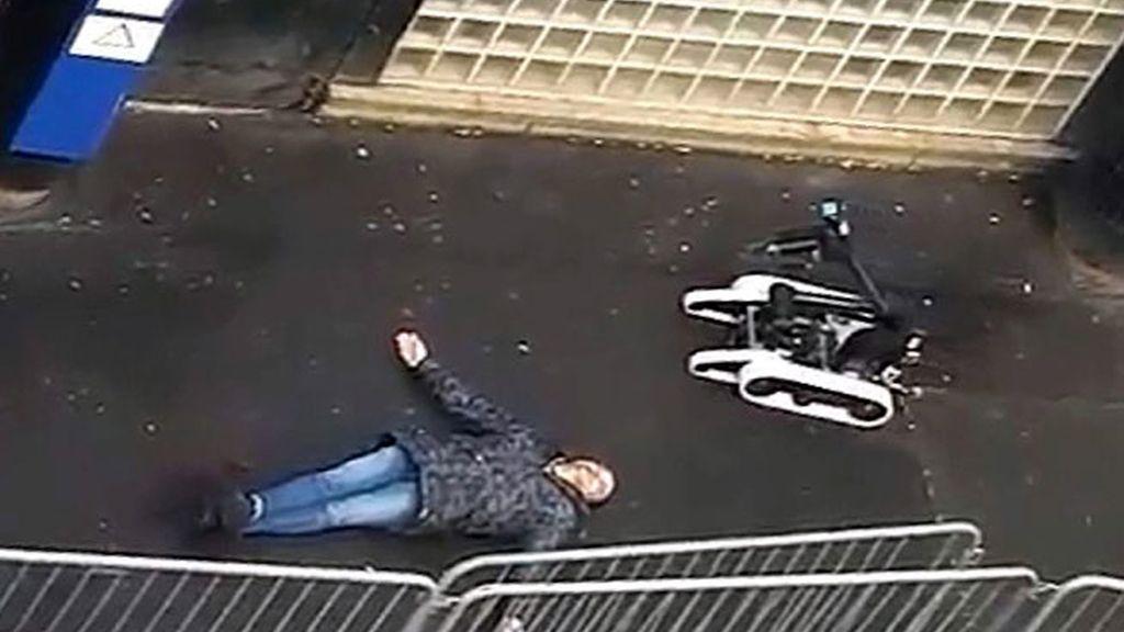 Supuesto terrorista París