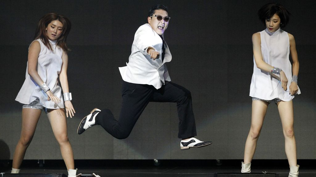 No baja la fiebre Gangnam