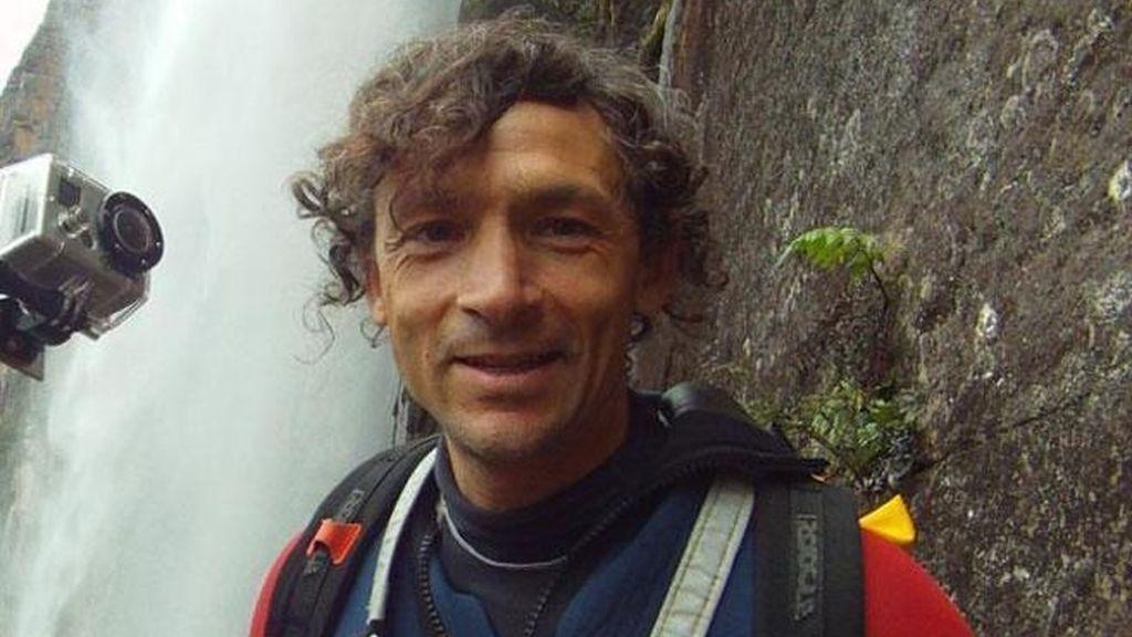 Cecilio López-Tercero, atrapado en una cueva en Perú