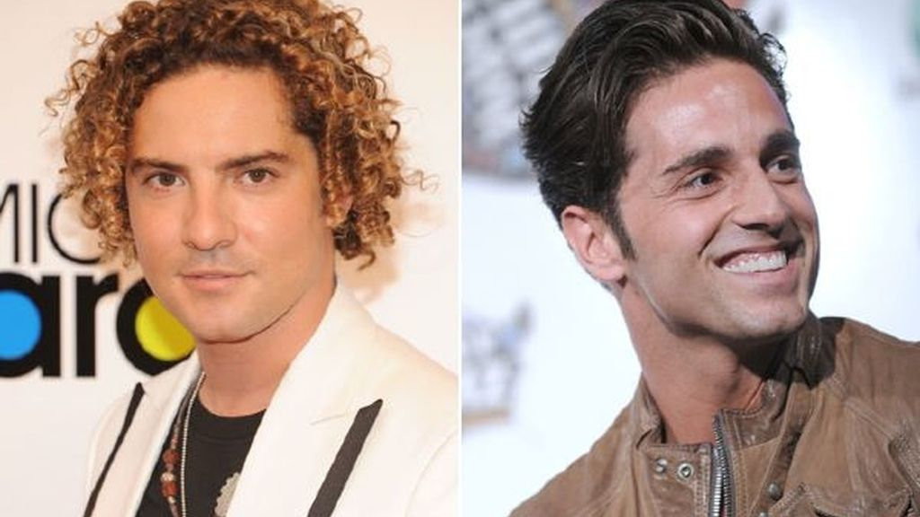 ¿David Bisbal o David Bustamante?
