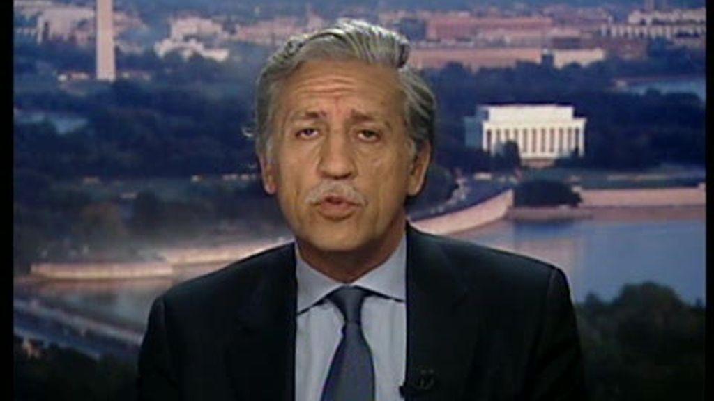 Garrido comenta la situación en Afganistán