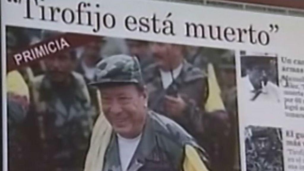 """Las FARC la muerte de """"Tirofijo"""""""