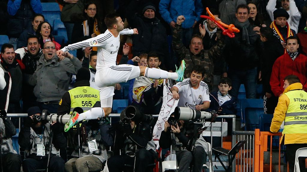 Jese, Real Madrid