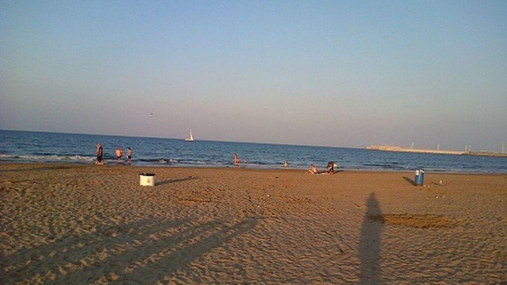 playa, arena