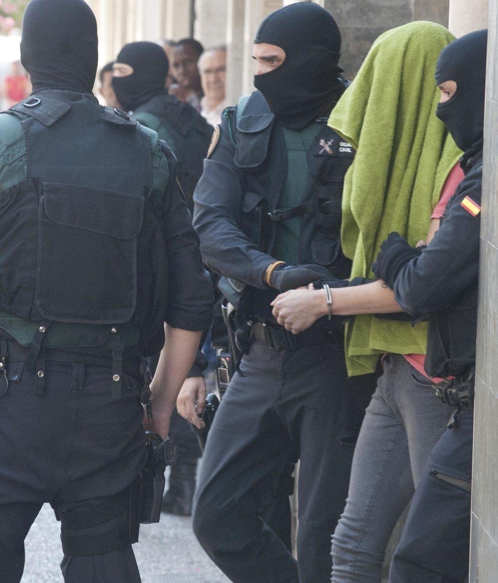Concluyen los registros en el operativo antiyihadista en Girona