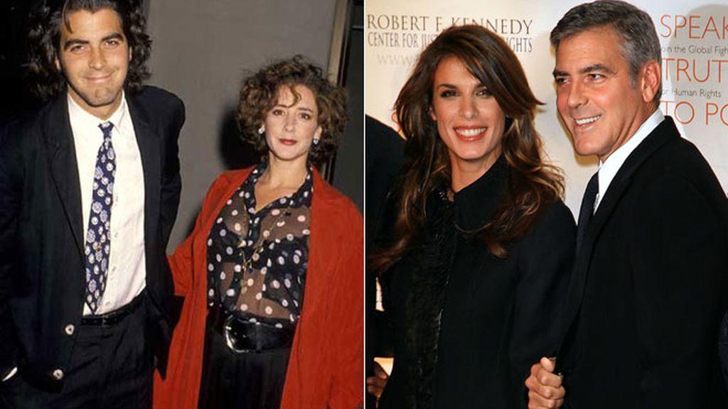 Los envidiados 50 años de George Clooney