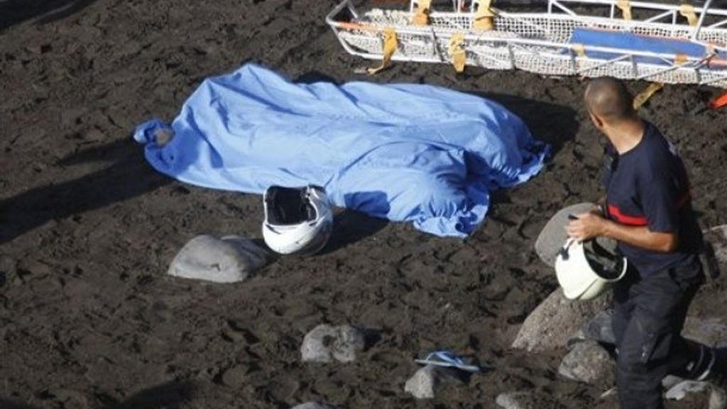 Tragedia en en una playa de Tenerife