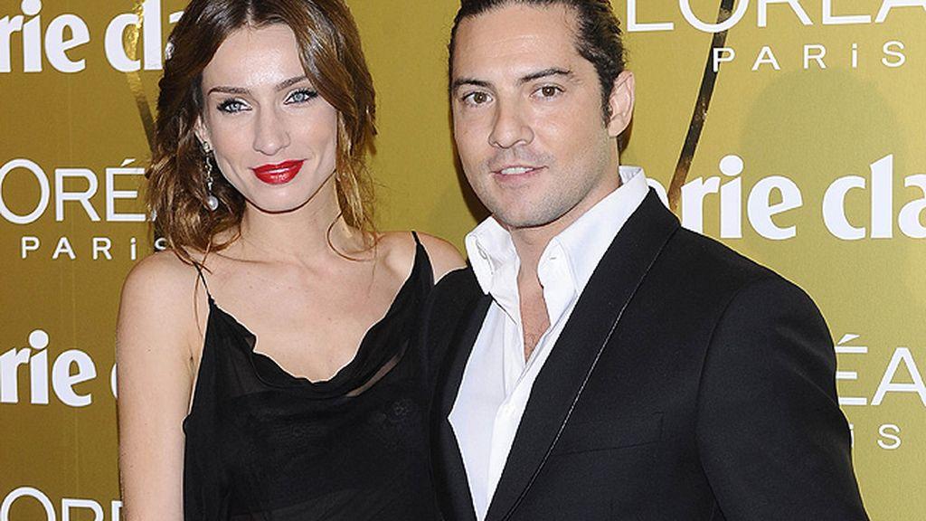 David Bisbal y su chica, Raquel Jiménez